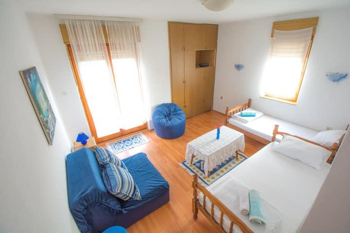 Stunning room1 in central Ohrid