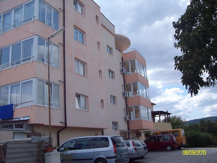 Kranevo-Mitte - 3 Zimmer Wohnung,  Strand 1200 м