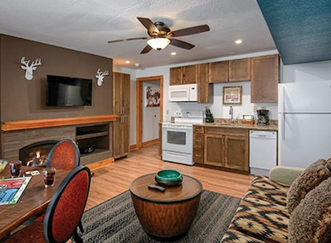 Beautiful One-Bedroom Condo - WorldMark by Wyndham