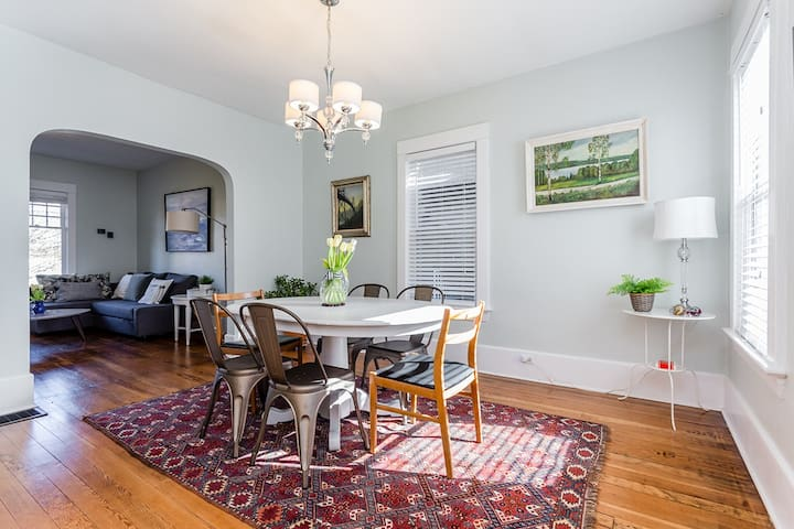 Beautiful Central Kitsilano Home