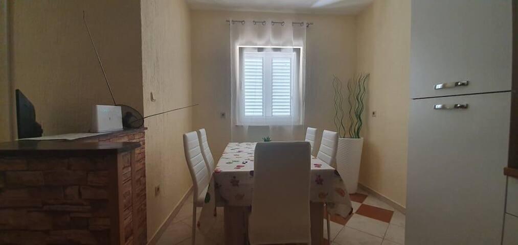 Two Bedroom Apartment, in Senj