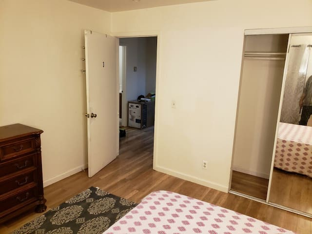 WOW SF!AWESOME YOUR OWN BIG BEDROOM,NR MISSION BAY