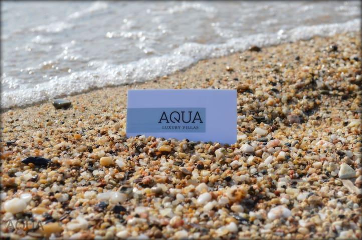 Aqua Luxury Villas - Green Olive - Nea Poteidaia