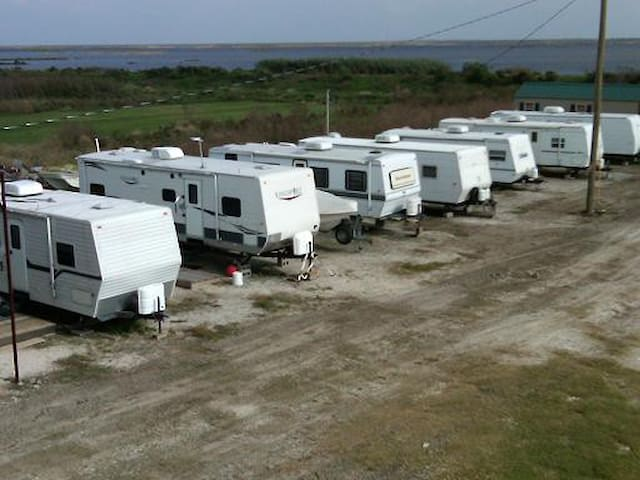 RV Sites and Boat Docking