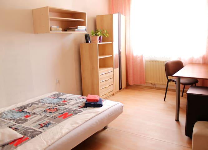 Room for 2(+1) in Bratislava - บราติสลาวา