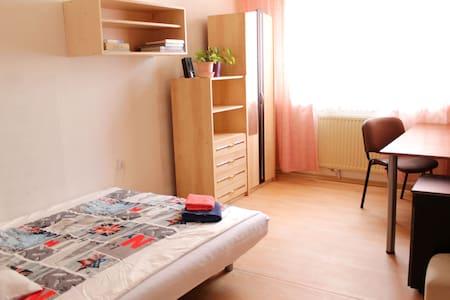 Room for 2(+1) in Bratislava - Bratislava - Bed & Breakfast