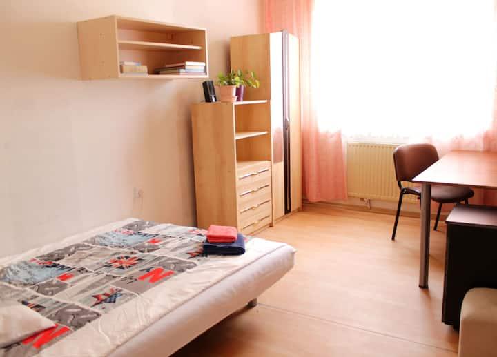 Room for 2(+1) in Bratislava