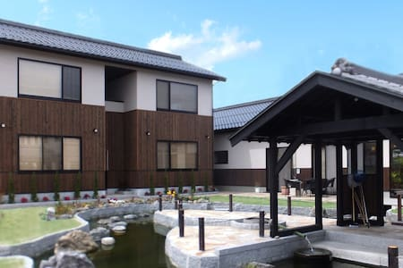 Guest House,spring water wells up!4 - Takashima - Andet