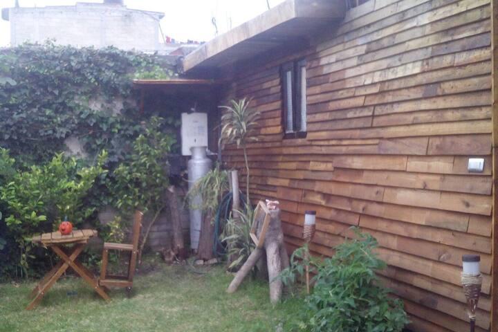 Habitación cerca del d.f. agradable - Villa Nicolás Romero - Bed & Breakfast