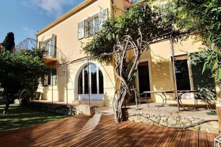 B&B in charming bastide Cannes - Cannes - Bed & Breakfast