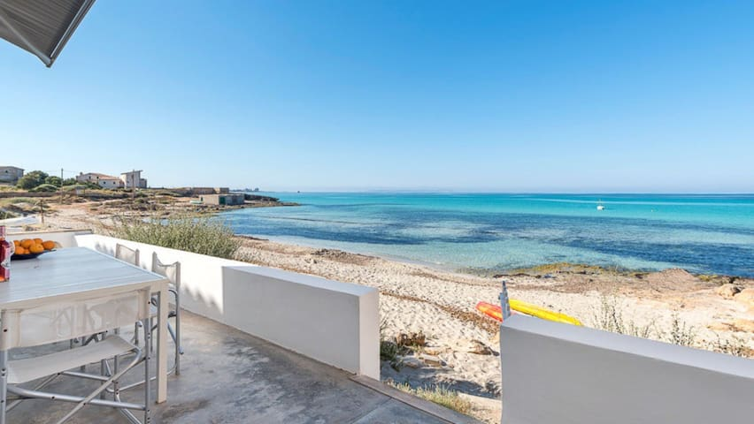 BEACH HOUSE EN ES TRENC - Ses Covetes - Holiday home