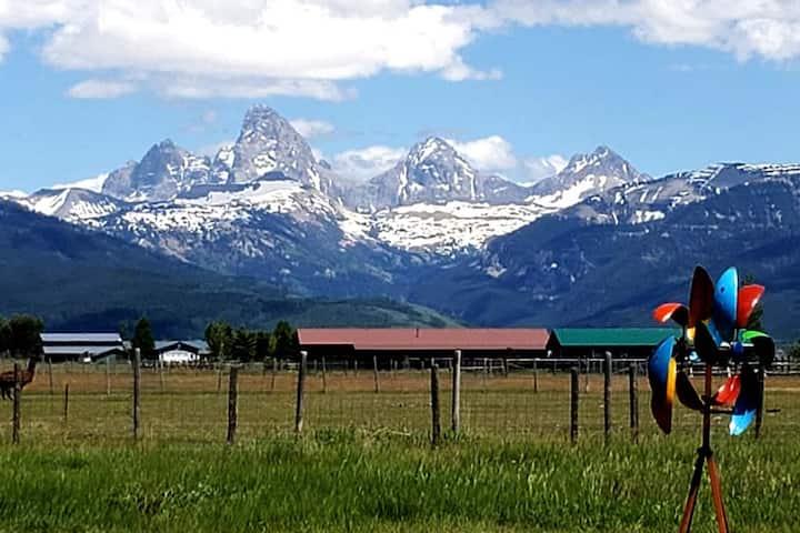 Teton View Retreat