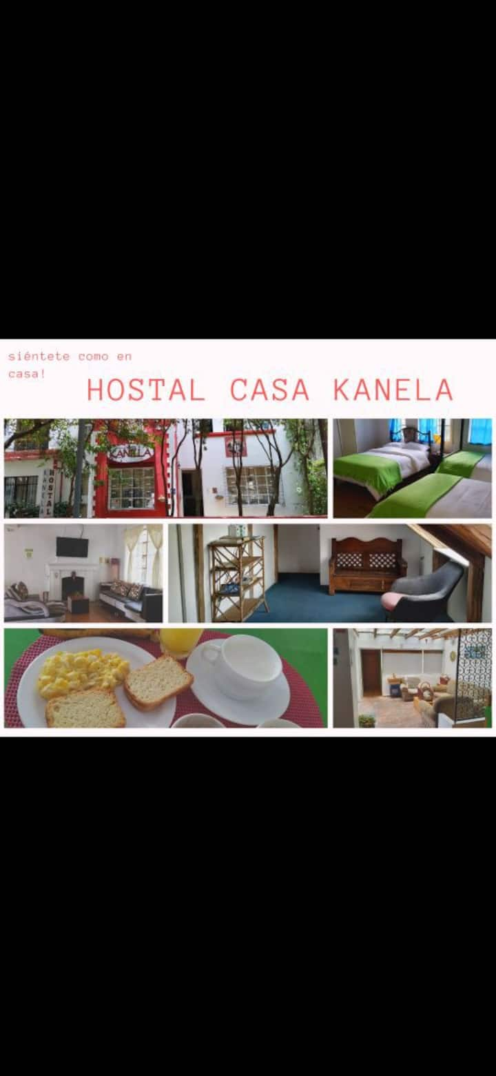 Casa kanela ambiente familiar