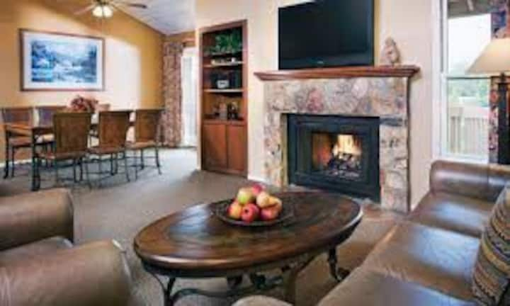 Club Wyndham Flagstaff 2 bedroom