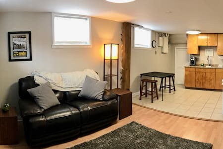 Private downtown apartment in Spearfish - Spearfish