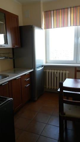 Przytulne mieszkanie na 11 piętrze - Łódź - Departamento anexo