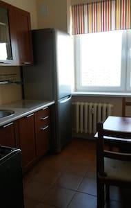 Przytulne mieszkanie na 11 piętrze - Łódź - 附属单元(In-law)