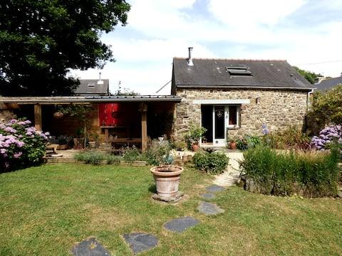 Gîte du Cranou - Charmant cottage classé 3 étoiles