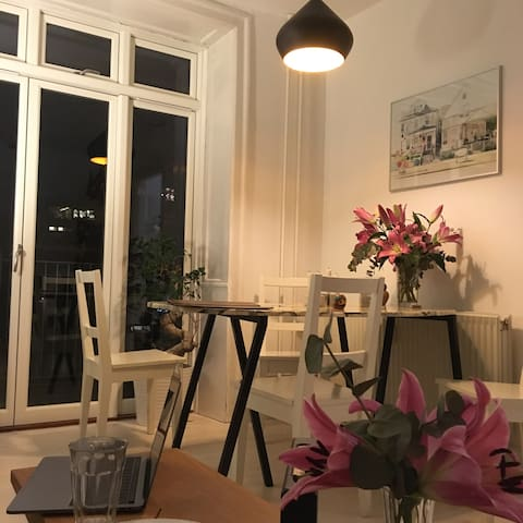 Lovely apartment in Vesterbro