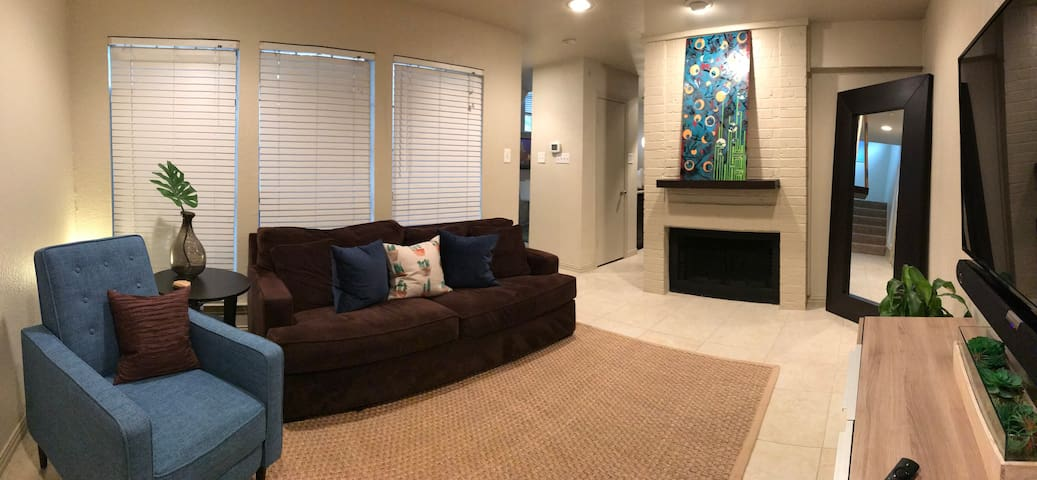 Updated Living Room 7/10/18