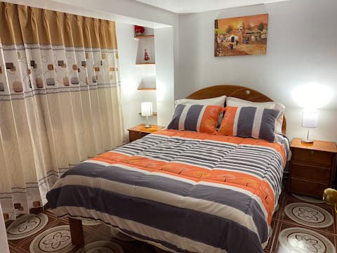 Excellent complete apartment in Cusco! Enjoy it