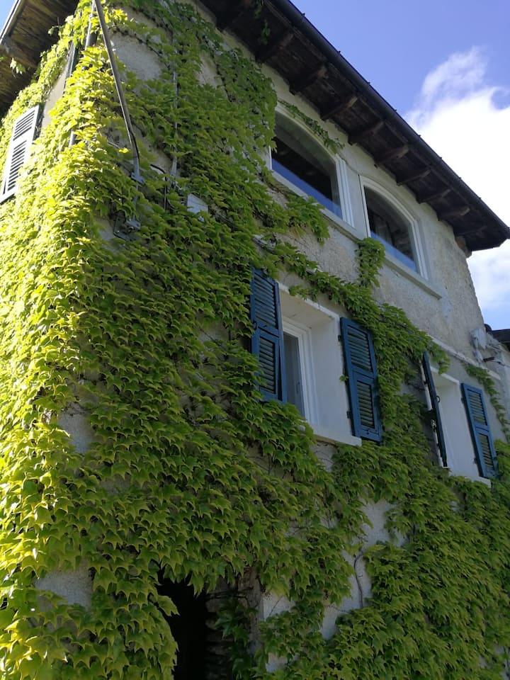 Casale Maria Mafalda amazing relax Ligurian hill