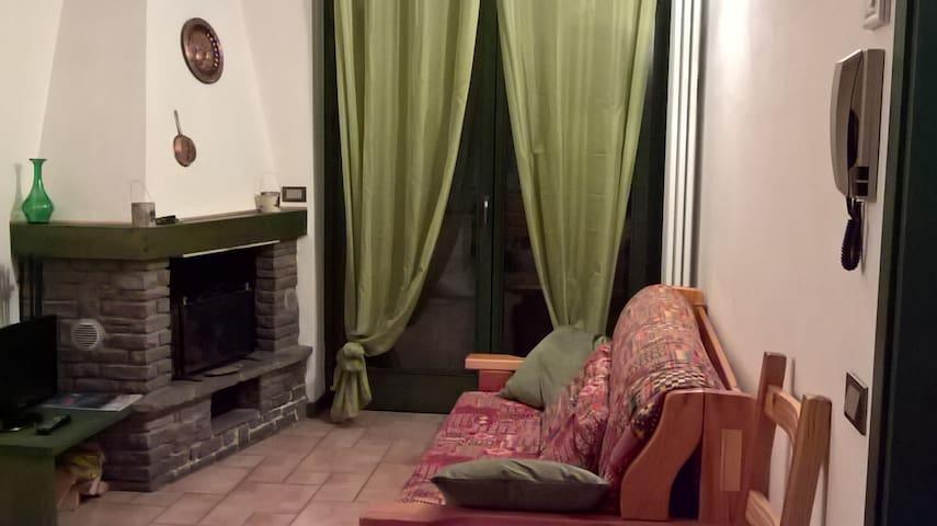 Appartamento in posizione panoramica