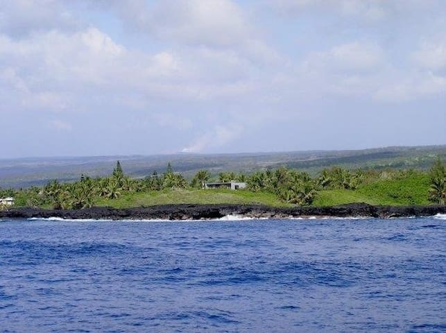 Kalapana Beach Haven