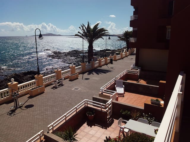 Apto. frente al mar GRAN CANARIA - Taliarte (TELDE)