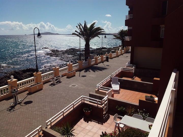 Apto. frente al mar GRAN CANARIA