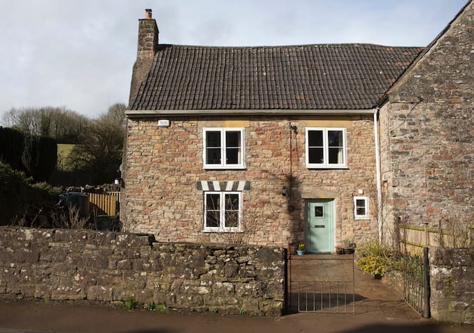 A Luxury Cottage: Clearwell, Forest of Dean - Clearwell - Hus