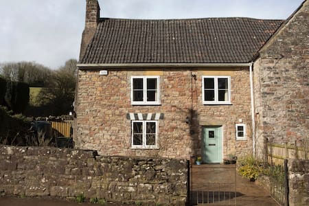 Luxury cottage steeped in history - Clearwell - Hus