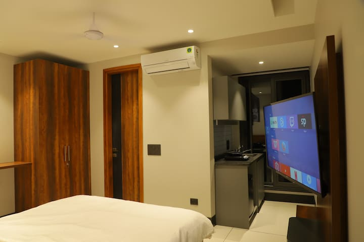 Well equipped Bedroom 2