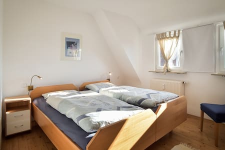 Whole apartment with large sun terr - Pliezhausen - Pis