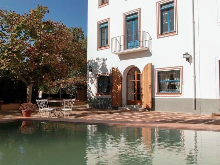 Villa Can Miguel en Canet de Mar