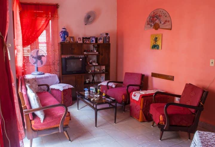 Balcones Tamayo-Room 2-WIFI