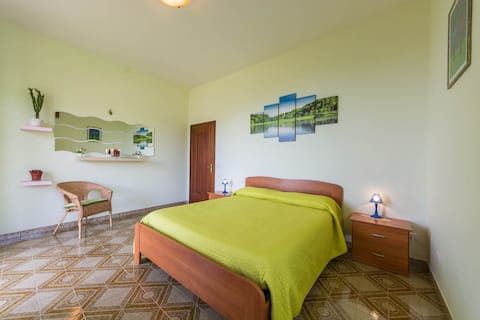 Double Room - Sea and Mountain view