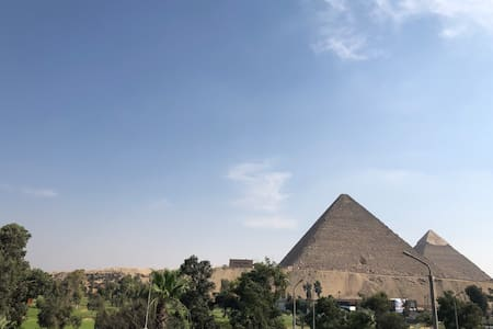 Golf & Pyramids view rooms with daily breakfast