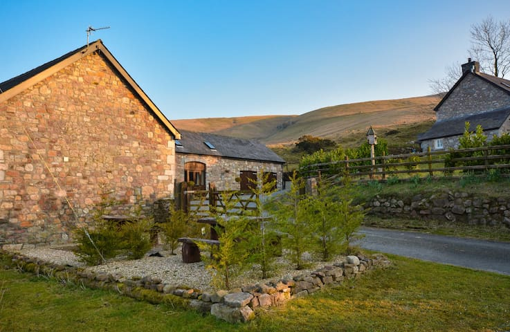 Adventurers Abode Holiday Cottage - Carmarthenshire