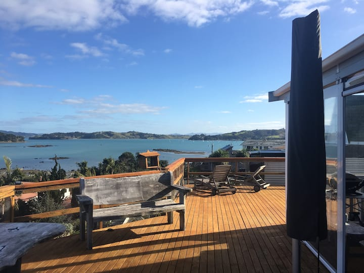 Whangarei Heads : Parua Bay Holiday Haven