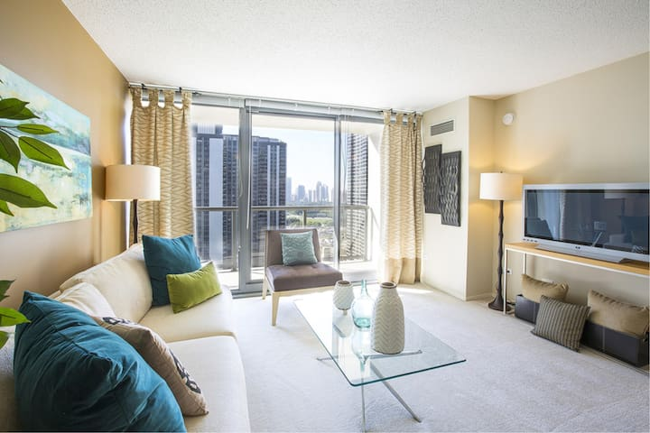 20% off paid Lake Shore East 2 Bedrooms Apartment