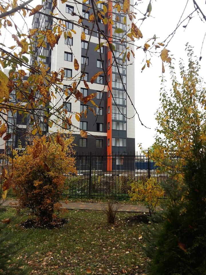 Квартира в новом доме в г. Раменское