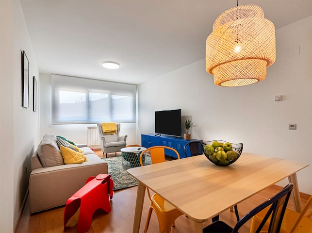 Apartamentos turísticos Rioja y Camino 3