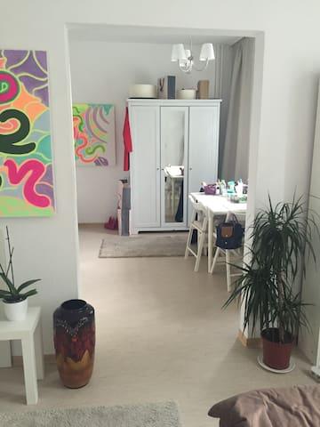 Mein kleines Atelier :) - Hamburg - Daire
