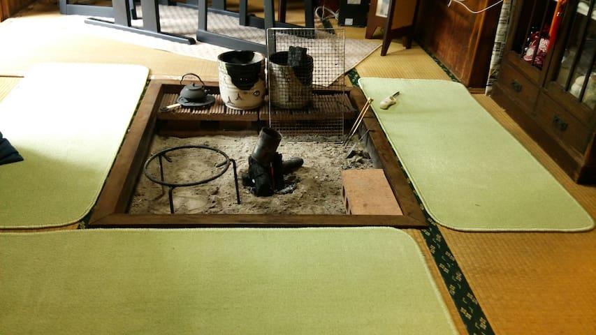 会津藩五十里宿から移転移築して75年の古民家 - Nikko