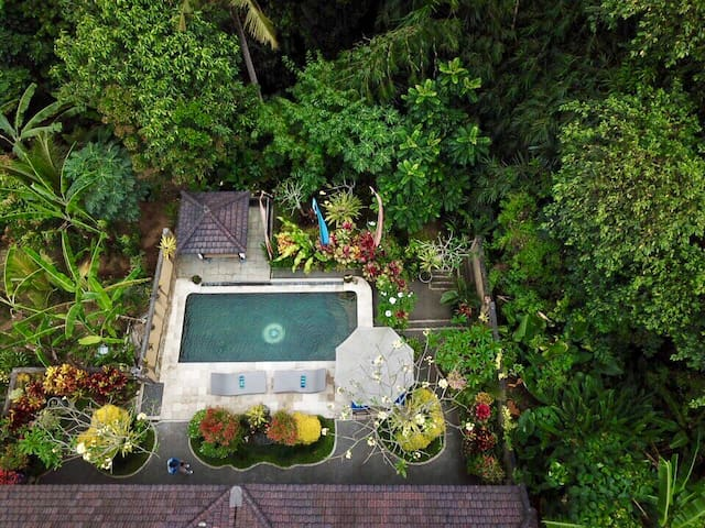 2BR Affordable Luxury villa in Ubud