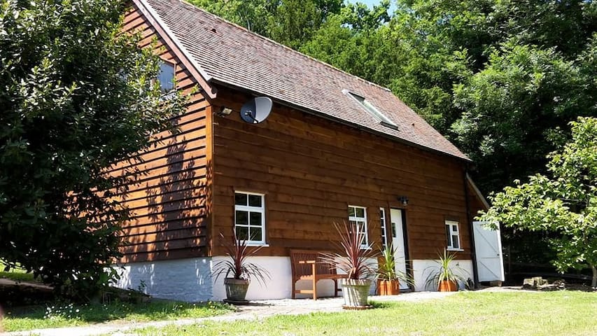The APPLE BARN Holiday Cottage - Wadhurst - Haus
