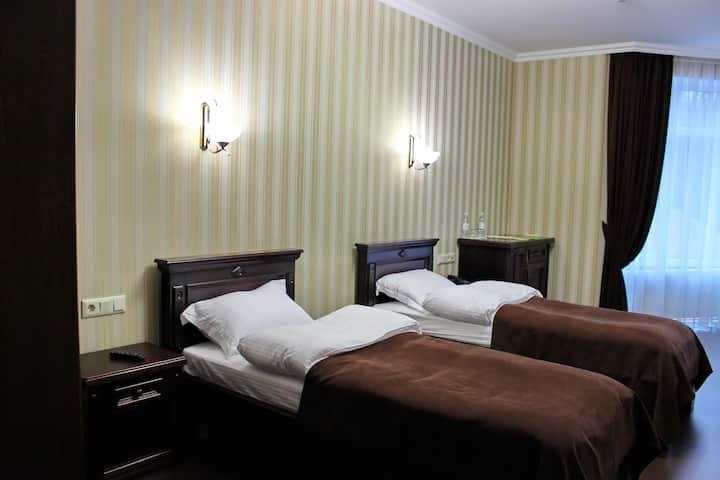 «STANDARD» ROOMS