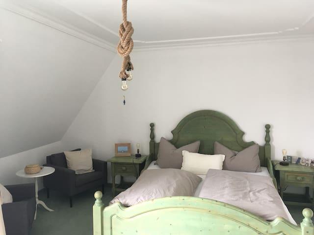 Zimmer mit Balkon in Sankt Peter-Ording