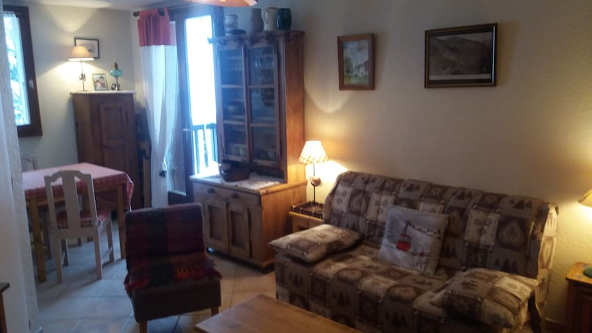 Apartment in small residence - Clusaz - Apartament